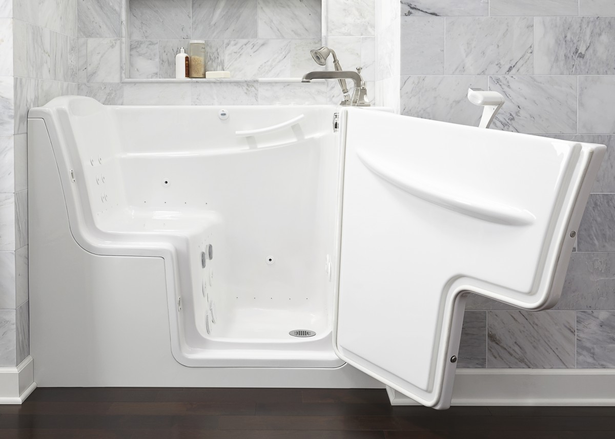 Best Metairie Walk−In Bathtub Installer | Cain\'s Mobility LA